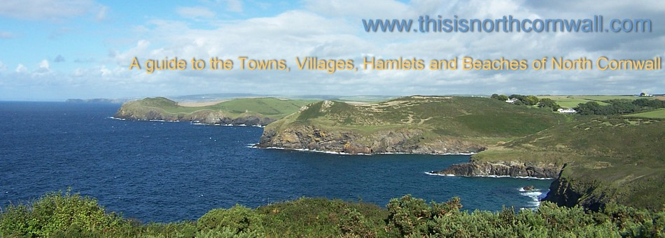 Trevone Bay and Trevone village information, accommodation both self catering and bed and breakfast.