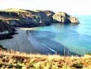Bossiney Beach...Pics courtesy of Bossiney House Hotel