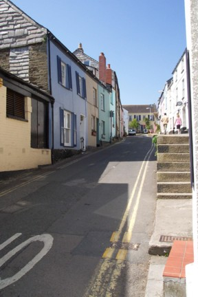 Padstow street view