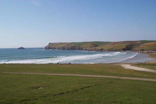 Polzeath for the walker