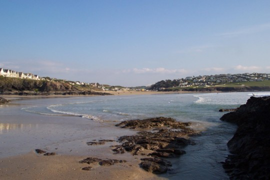 Polzeath for the swimmer