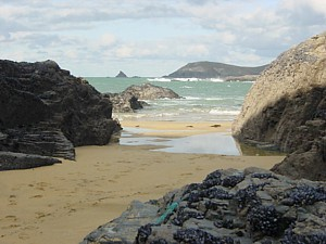 Looking towards Trevose Head