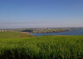 Pentire Head view to Polzeath - Stunning cliff walks