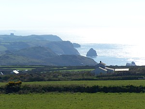 A view south from Beeny