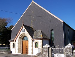 Tresparrett Methodist Church